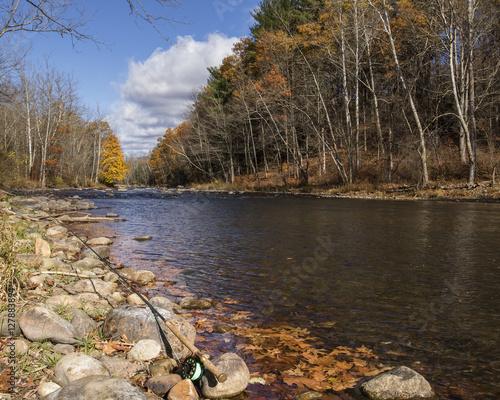 Fall fly fishing on the farmington river for Farmington river fly fishing