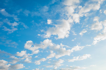 blue sky with cloud, blue zone sky, sky with cloud abstract back