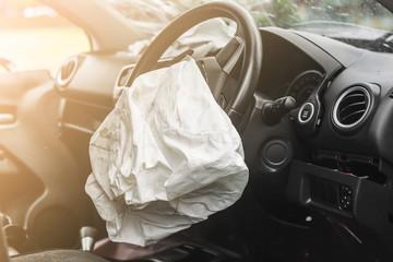 Airbag work