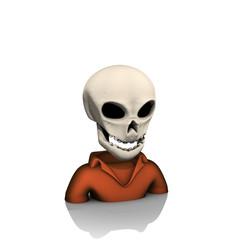 Teschio avatar