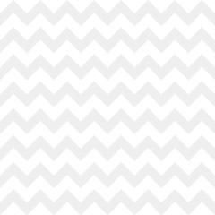 Vector white and gray chevron background. zigzag