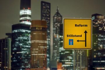 Schild 125 - Reform