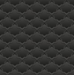 seamless pattern, black background