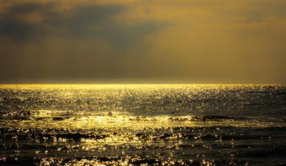 Das goldene Meer.