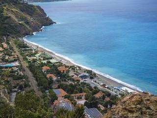 Gulf of Capo Calava at Sicily