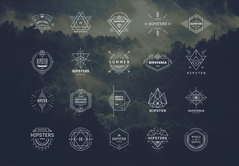 20 Trendy Logo Layouts 3