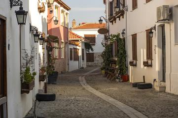 old street,Sigacik street