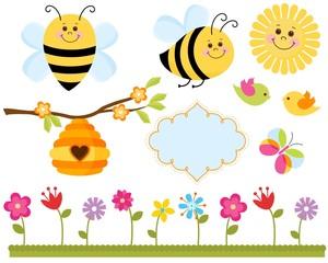 Bee Baby Set