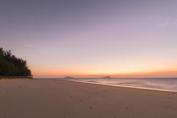 beach at Bulone le island, Satun province, Thailand
