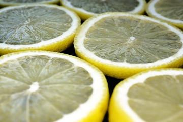 Лимонные дольки.