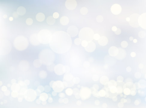 silver dot background