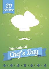International Chef's Day poster