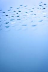 배경 이미지, 물방울