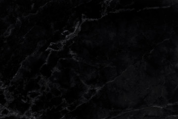 abstract natural marble black and white, black marble patterned texture background