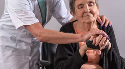 Assistance to elderly