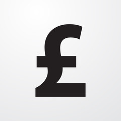 pound icon illustration