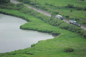 Spot Kushiro Marsh Kushiro City Doutou Hokkaido Japan