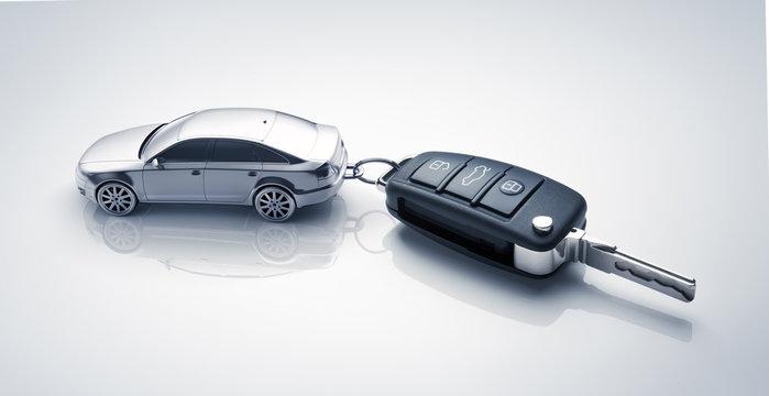 Auto-Schlüsselanhänger 1