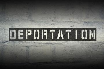 deportation word gr