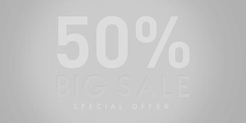 big sale special offer background
