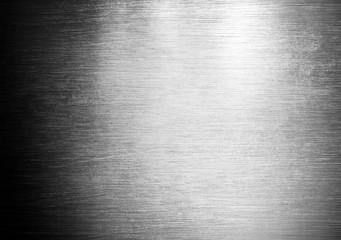 grunge metal plate background