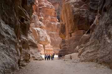 Petra site, Jordan