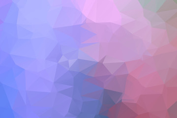 Purple colorful geometric background Origami style with moasic b