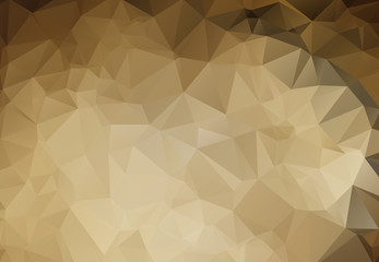 low poly colorful abstract geometric rumpled triangular style.ve