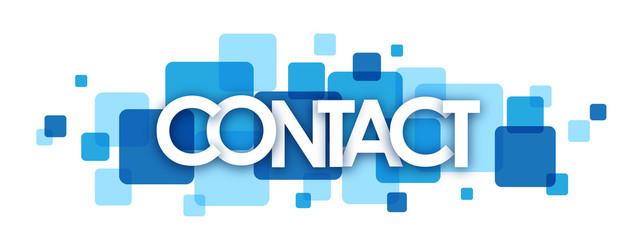 """""""CONTACT"""" Concept Icon"""