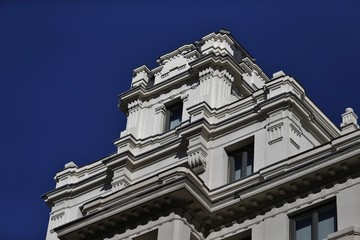 LA GRAN VÍA CALLE DE MADRID,ESPAÑA