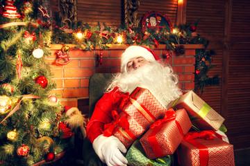Authentic Santa Claus.
