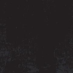 Black blank chalkboard background. Vector texture EPS 8
