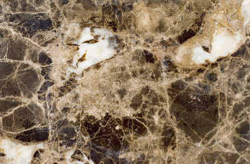 Onix brown, white and marbled with darker marbled patterns