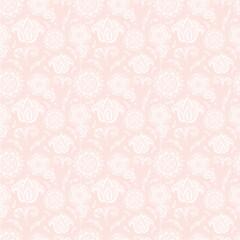 Mehendy pattern vector illustration