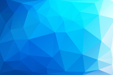 Abstract triangle background, modern geometric forms