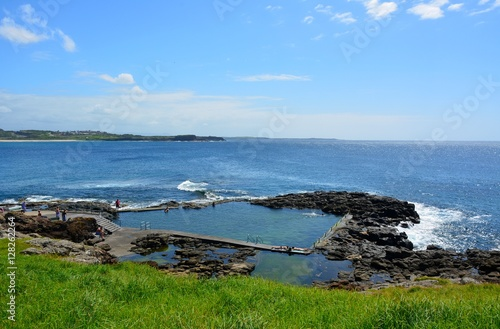 Rock Pool In Kiama New South Wales Australia Stock Photo And Royalty Free Images On Fotolia