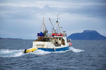 Fisherman boat 1