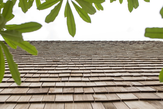 roof wood texture