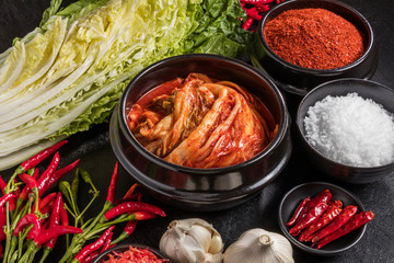 キムチと韓国食材 Delicious general kimchi