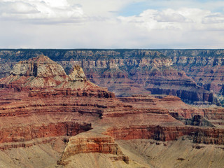 The Grand Canyon - view