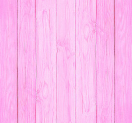Wooden wall texture background, pink pastel colour.