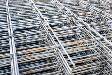 Metal Concrete Reinforcing Rods