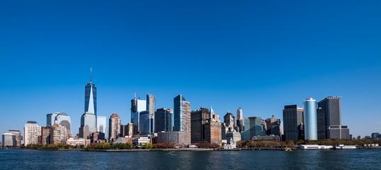 ニューヨーク・マンハッタンの風景
