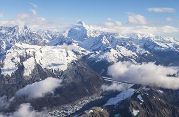Glacier Bay aerial