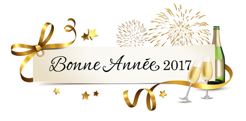 Photos illustrations et vid os de bonne ann e - Carte bonne annee 2017 gratuite ...