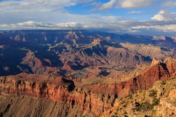 Beautiful Landscape of Grand Canyon from South Rim, Arizona, Uni
