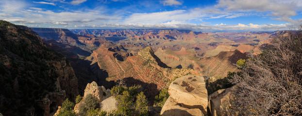 Beautiful Landscape of Grand Canyon, South Rim, Arizona, United