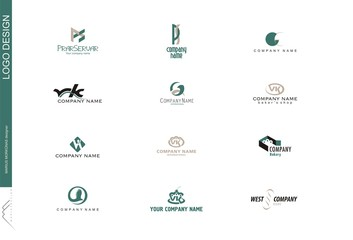 """Confectionery or bakery created logo design"""