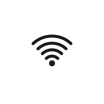wi fi icon illustration vector