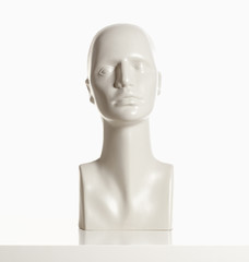 Mannequin Female Head for Displaying Wigs